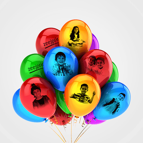 Balloon Printing (1 Color Size 30cm)