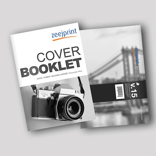 Booklets with Covers - Digital Print