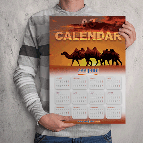 Wall Calendars - Digital