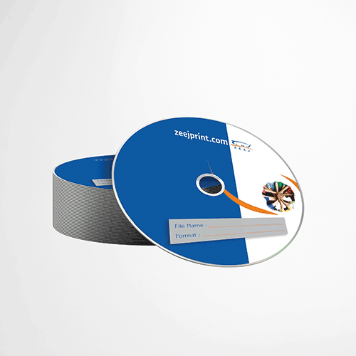 Labels for CD/DVD - Digital