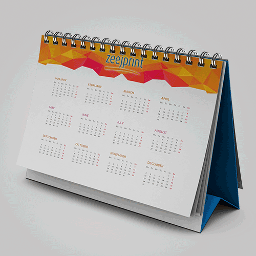 Desk Calendar - Digital