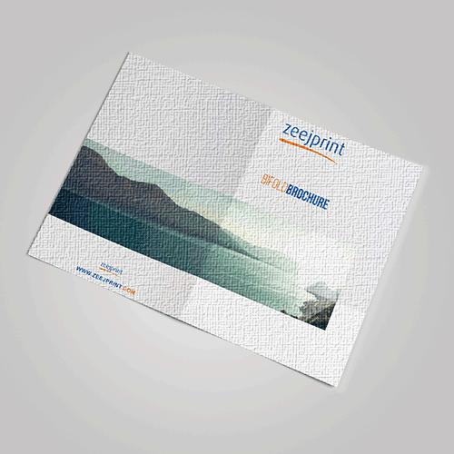 Brochures Premium Material A3 Folded to A4 - Digital