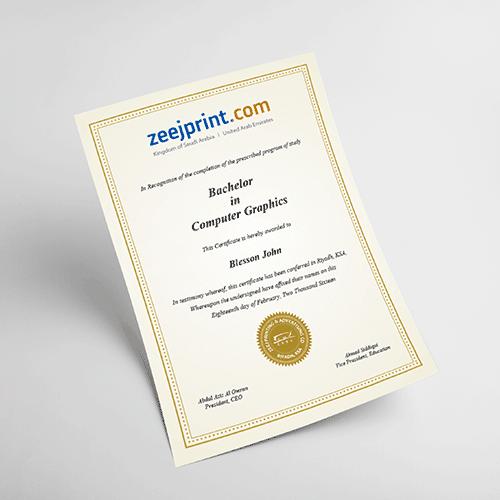 Certificates Bestsellers