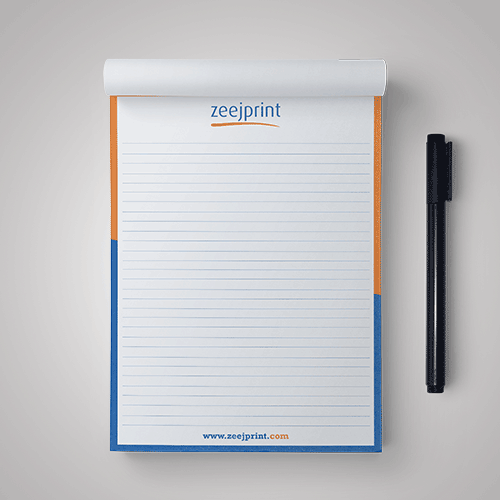Notepad with Cover - Offset
