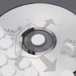 CD Holder (Sponge)