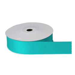 Ribbon 18Mtr Roll - Cyan