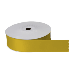 Ribbon 18Mtr Roll - Golden