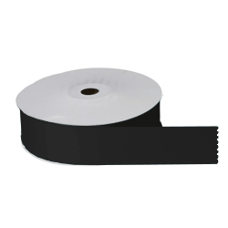 Ribbon 18Mtr Roll - Black