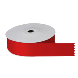 Ribbon 18Mtr Roll - Red