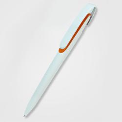 Pen-White & Orange
