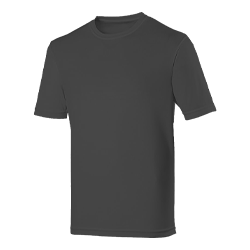 T-Shirt Dark Gray Large