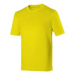 T-Shirt Yellow Large