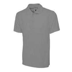 Polo Shirt Gray  Large