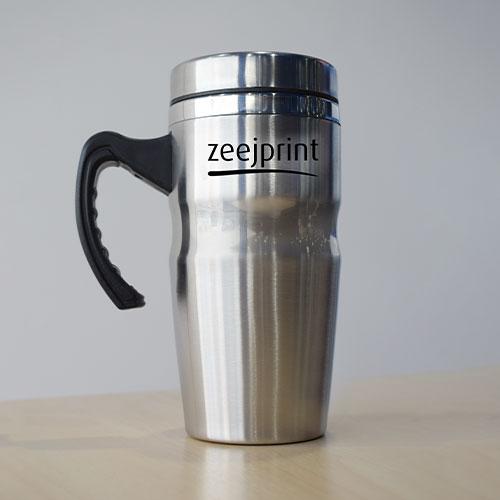 Travel Mugs - Steel