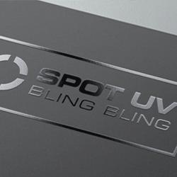 Spot UV 20 micron