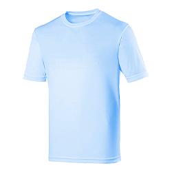T-Shirt Sky Blue Large