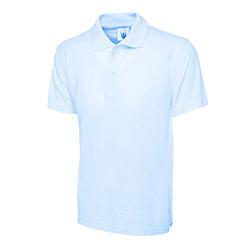 Polo Shirt Sky Blue Large