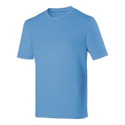 T-Shirt Light Blue Large