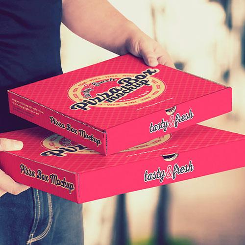 Pizza Box 33x33x5
