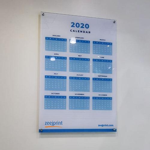 Acrylic Display 120 x 80cm 10mm