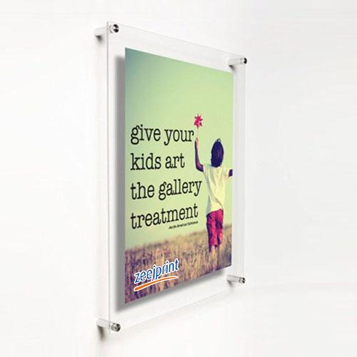 Acrylic Display 70 x 50cm 5mm