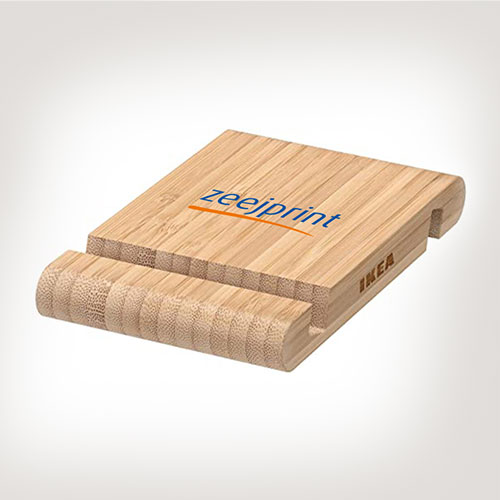 Mobile Holder - Bamboo wood