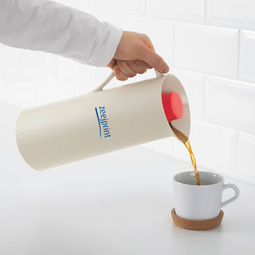 Vacuum Flask Beige