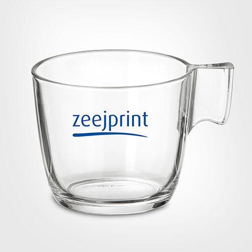 Mug clear glass